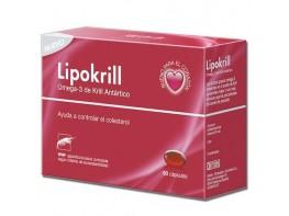 LIPOKRILL OMEGA-3 60 CAPSULAS