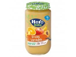 Hero Baby Pedialac frutas variadas 250g