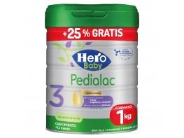 HERO BABY PEDIALAC 3 LECHE 800+25% GRATI