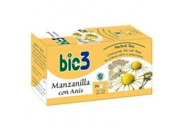 Bie3 manzanilla/anis infantil 25bolsitas